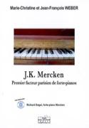J.K. Mercken, premier facteur parisien de forte-pianos (2 vols) laflutedepan.com