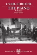 The piano : a history Cyril EHRLICH Livre laflutedepan.com