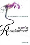 The art of re-enchantment Nick WILSON Livre laflutedepan.com