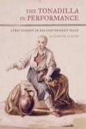 The tonadilla in performance - LE GUIN Élisabeth - laflutedepan.com