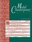 Modd counterpoint, Renaissance style Peter SCHUBERT laflutedepan.com