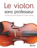 Le violon sans professeur JAFFA Max / BERGERON Alain laflutedepan.com
