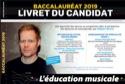 L'éducation musicale - Baccalauréat 2019 - Livret du candidat laflutedepan.com
