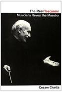 The Real Toscanini Cesare CIVETTA Livre Les Hommes - laflutedepan.com
