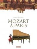 Mozart à Paris Frantz DUCHAZEAU Livre Les Hommes - laflutedepan.com