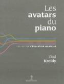 Les avatars du piano Ziad KREIDY Livre laflutedepan.com