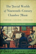 The social worlds of nineteenth-century chamber music laflutedepan.com