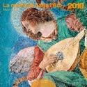 La musique dans l'art - 2019 Calendrier Livre laflutedepan.be