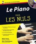 Le Piano pour les nuls NEELY Blake / ROZENBAUM Marc laflutedepan.com