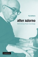 After Adorno : rethinking music sociology laflutedepan.com