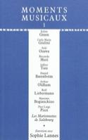 Moments musicaux Volume 1 - Collectif - Livre - laflutedepan.com