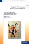 La place de la musique dans la culture médiévale laflutedepan.com