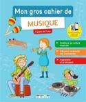 Mon gros cahier de musique PINERO-WAIT Noémie Livre laflutedepan.com