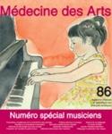 Médecine des arts, n° 86 Revue Livre Les Sciences - laflutedepan.com