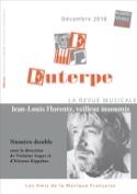 Euterpe, n° 31 - 32 (décembre 2018) - Jean-Louis Florentz, veilleur insoumis laflutedepan.com