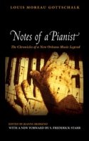 Notes of a pianist (Livre en anglais) laflutedepan.com