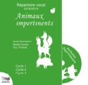Animaux impertinents - Répertoire vocal - 2018 / 2019 laflutedepan.com