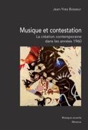 Musique et contestation BOSSEUR Jean-Yves Livre laflutedepan.com