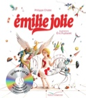 Emilie jolie Philippe CHATEL Livre Contes musicaux - laflutedepan.com