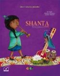 Shanta : voyage musical en Inde Zaf ZAPHA Livre laflutedepan.com