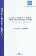 La musique à la radio dans les années trente laflutedepan.com