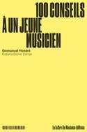 100 conseils à un jeune musicien Emmanuel HONDRE laflutedepan.com