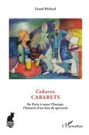 Cabarets, cabarets Lionel RICHARD Livre laflutedepan.com
