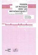 Penser la musique avec les mathématiques ? COLLECTIF laflutedepan.com