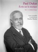 Ecrits sur la musique, vol. 1 : le théâtre lyrique laflutedepan.com