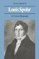 Louis Spohr Clive BROWN Livre Les Hommes - laflutedepan.com