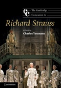 The Cambridge companion to Richard Strauss - laflutedepan.com