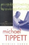 Michael Tippett - LIVRE D'OCCASION Meirion BOWEN laflutedepan.com