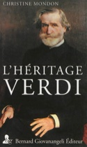 L'héritage Verdi - Christine Mondon - Livre - laflutedepan.com