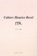 Cahiers Maurice Ravel, n° 11 (2008) Revue Livre laflutedepan.com