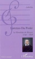 Lorenzo Da Ponte : le librettiste de Mozart : 1749-1838 laflutedepan.com