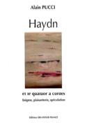 Haydn et le quatuor à cordes Alain PUCCI Livre laflutedepan.com