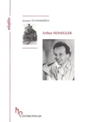 Arthur Honegger Jacques TCHAMKERTEN Livre laflutedepan.com