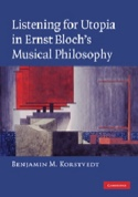 Listening for utopia in Ernst Bloch's musical philosophy laflutedepan.com