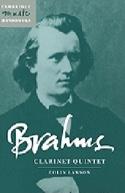 Brahms : clarinet quintet Colin LAWSON Livre laflutedepan.com
