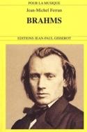Brahms - FERRAN Jean-Michel - Livre - laflutedepan.com