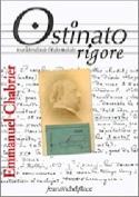 Ostinato rigore N°3 : Emmanuel Chabrier Revue Livre laflutedepan.com