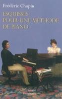 Esquisses pour une méthode de piano - laflutedepan.com