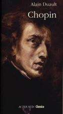 Frédéric Chopin Alain DUAULT Livre Les Hommes - laflutedepan.com