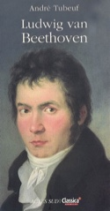 Ludwig van Beethoven André TUBEUF Livre Les Hommes - laflutedepan.com