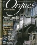 Orgues Nouvelles, n° 21 - Été 2013 Revue Livre laflutedepan.com