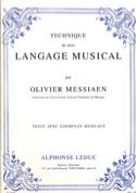 Technique de mon langage musical Olivier MESSIAEN laflutedepan.com