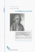 Carl Philipp Emanuel Bach Gilles CANTAGREL Livre laflutedepan.com