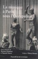 La musique à Paris sous l'Occupation laflutedepan.com