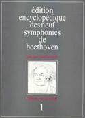 Edition encyclopédique des neuf symphonies de Beethoven : n° 1 - laflutedepan.com