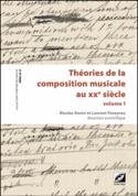 Théories de la composition musicale au XXe siècle - 2 volumes - laflutedepan.com
